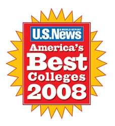 World News Best Colleges Badge