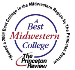 Princeton Review 2009 Best in the Midwest