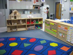 Head Start West Des Moines Renovated Classroom