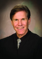 Chief Judge Randall Rader of the U.S. Court of Appeals for the Federal Circuit