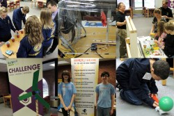 STEM scale-up projects demonstrated