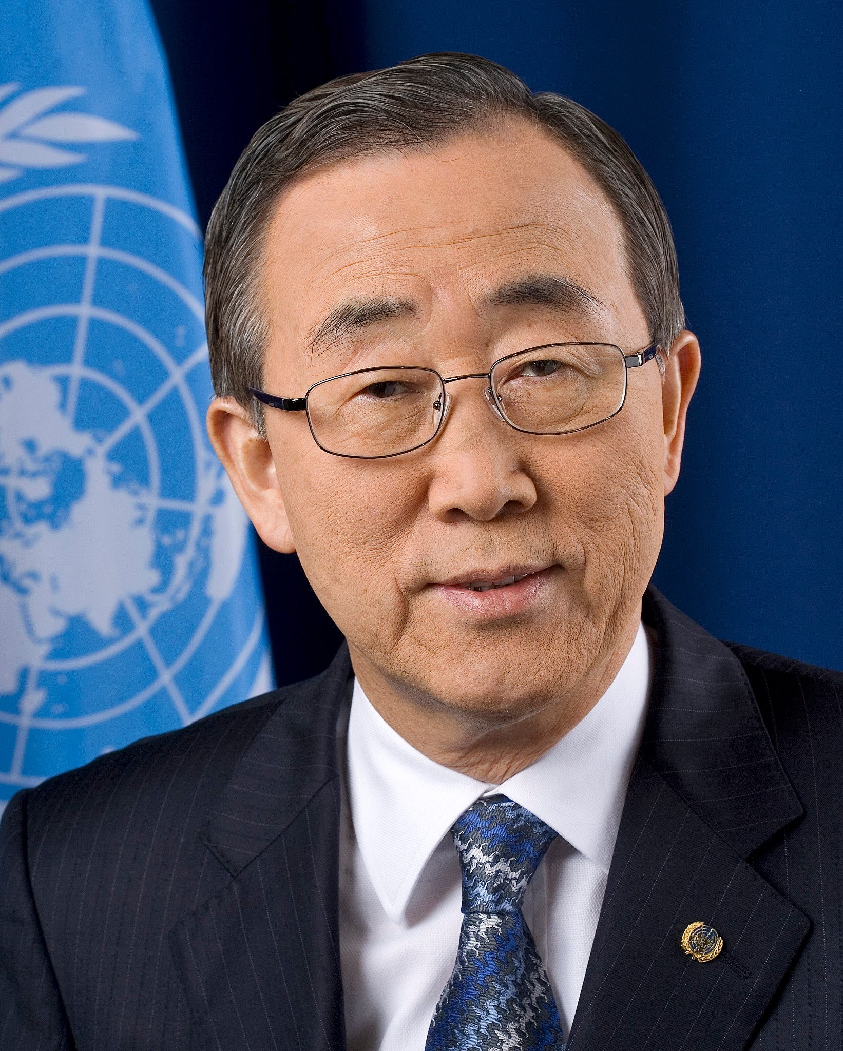 "United Nations Secretary-General to speak at Drake on ""Global Citizenship in a Changing World"""