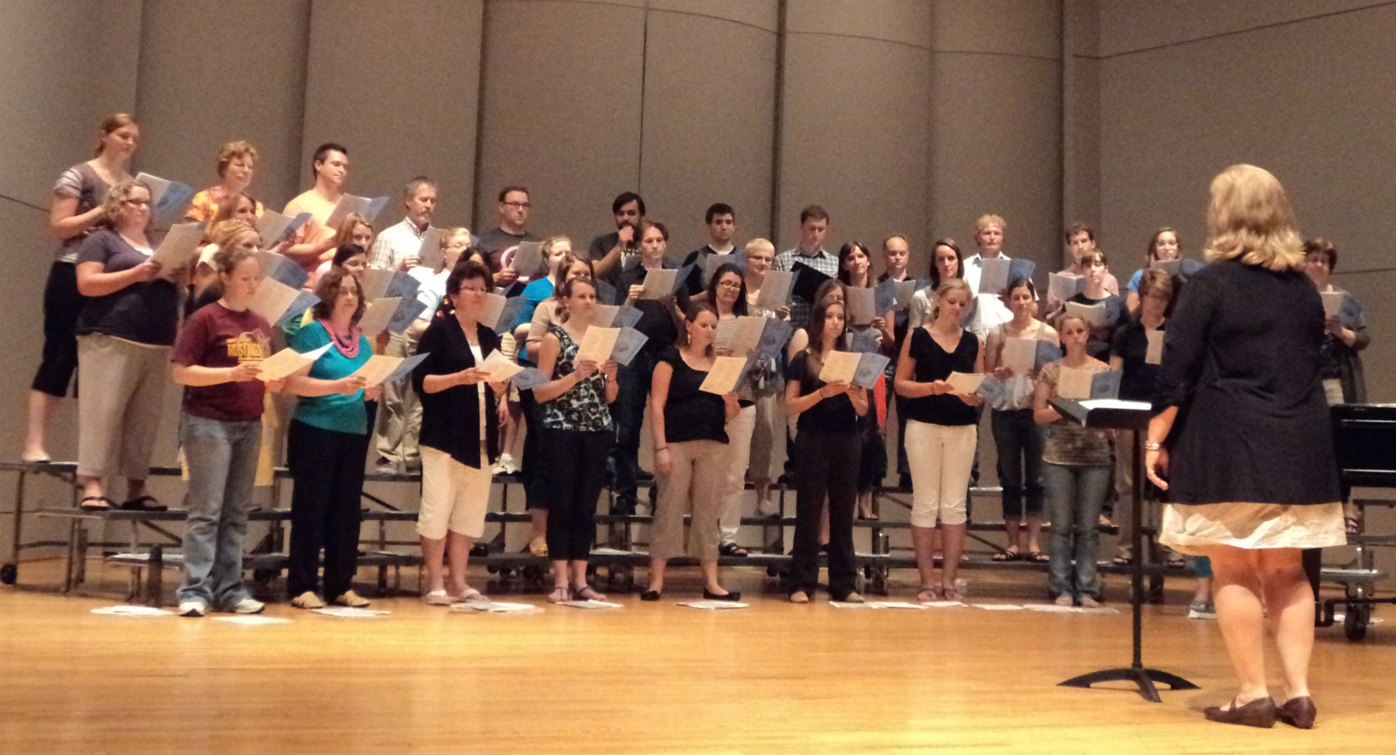 Drake Hosts Kodaly Certification Course At Summer Music Institute