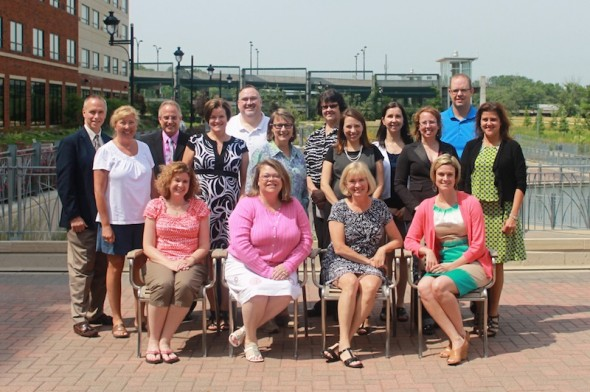 Outgoing 2012-2013 IPA Board of Trustee Members