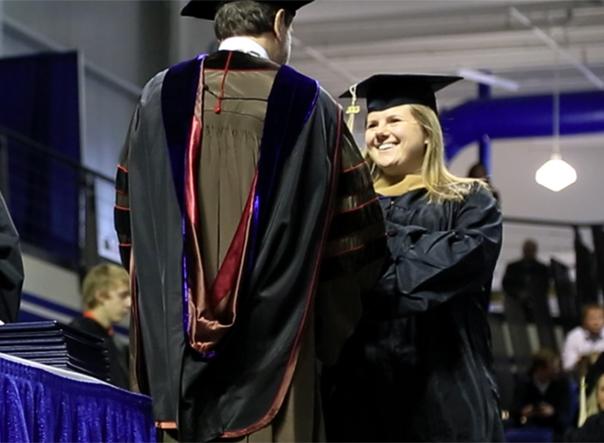 Drake University holds fall commencement