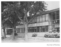 Fitch Hall, 1962