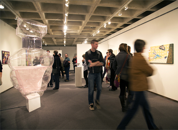 Anderson Gallery celebrates 43rd Annual Juried Student Art Exhibition