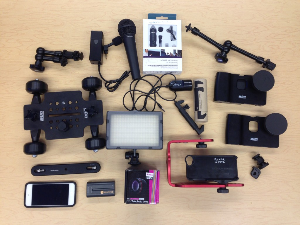 iphone video workshop