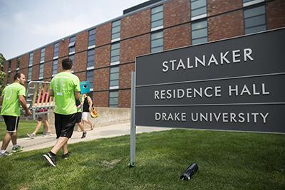drake university stalnaker hall