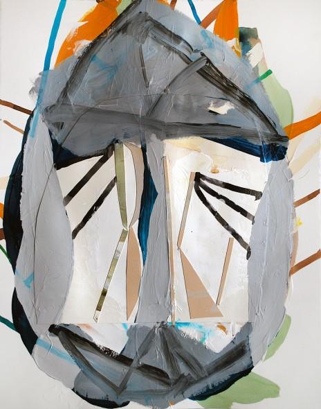"""""""untitled (for Vincent)"""" by Benjamin Gardner."""