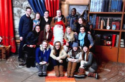 J-Term students experience Finland.