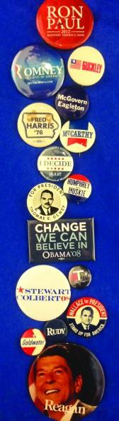 Caucus Buttons