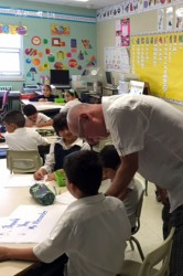 Elementary School in Toronto, Canada