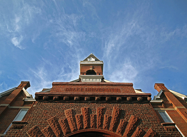 Drake University among nation's top 50 values in private higher education