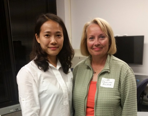 visiting scholar from china