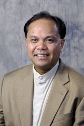 Music Department Chair Clarence Padilla