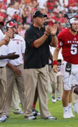 Dave Doeren is in his third season at NC State and has led the Wolfpack to two-straight bowl games.