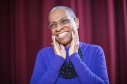 "Retired Drake administrator Wanda Everage has a leading role in ""A Raisin in the Sun,"" the on-campus debut of a theater company formed by four Drake alumni."