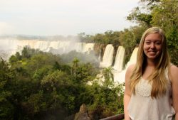 International Business major Emily Enquist is one of two Drake students offered a Fulbright Scholarship this year.