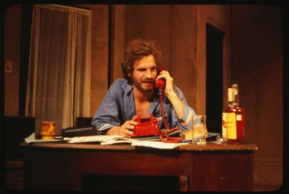"Jim Uhls, FA'79, in ""Good Time Charlie,"" directed by William S.E. Coleman, 1979."