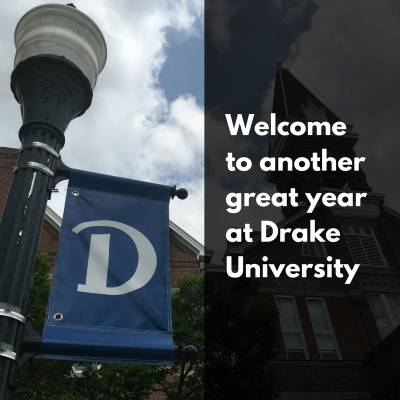 WELCOMEBACKDRAKESTUDENTS