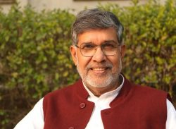 Photo of Kailash Satyarthi