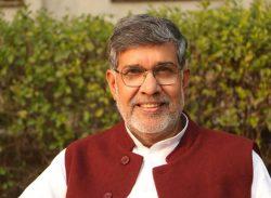 Photo of Kailash Satyarthi Feature
