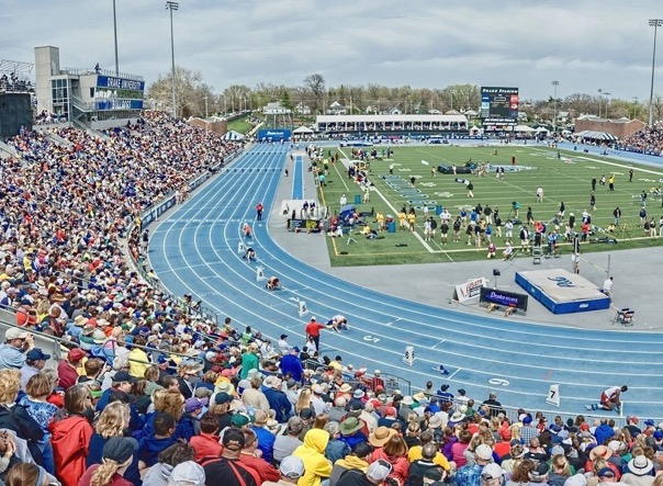 Boldon named the Franklin 'Pitch' Johnson Director of the Drake Relays