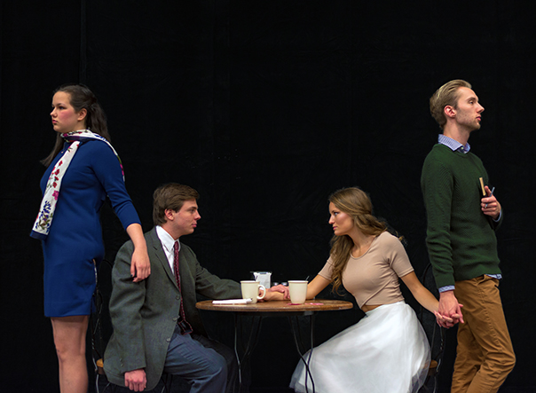 Student-directed theatre productions open at Drake this week