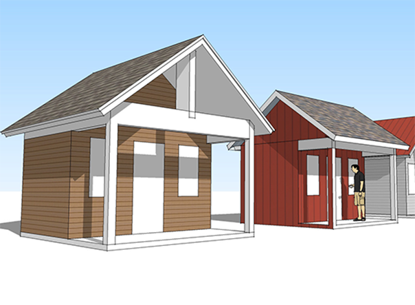 Tiny home project will have big impact on Des Moines