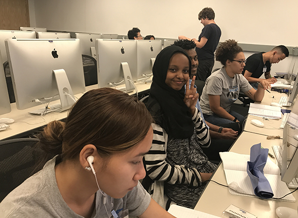 Summer camps give voice to immigrant/refugee youth and religious minorities