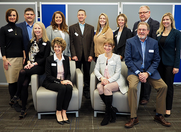 Central Iowa execs graduate from Executive Education Center's Leading Others program