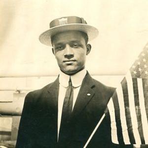 Howard Drew at Olympics