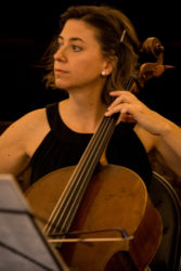Ashley Sidon, Briggs Endowed Professor of Cello