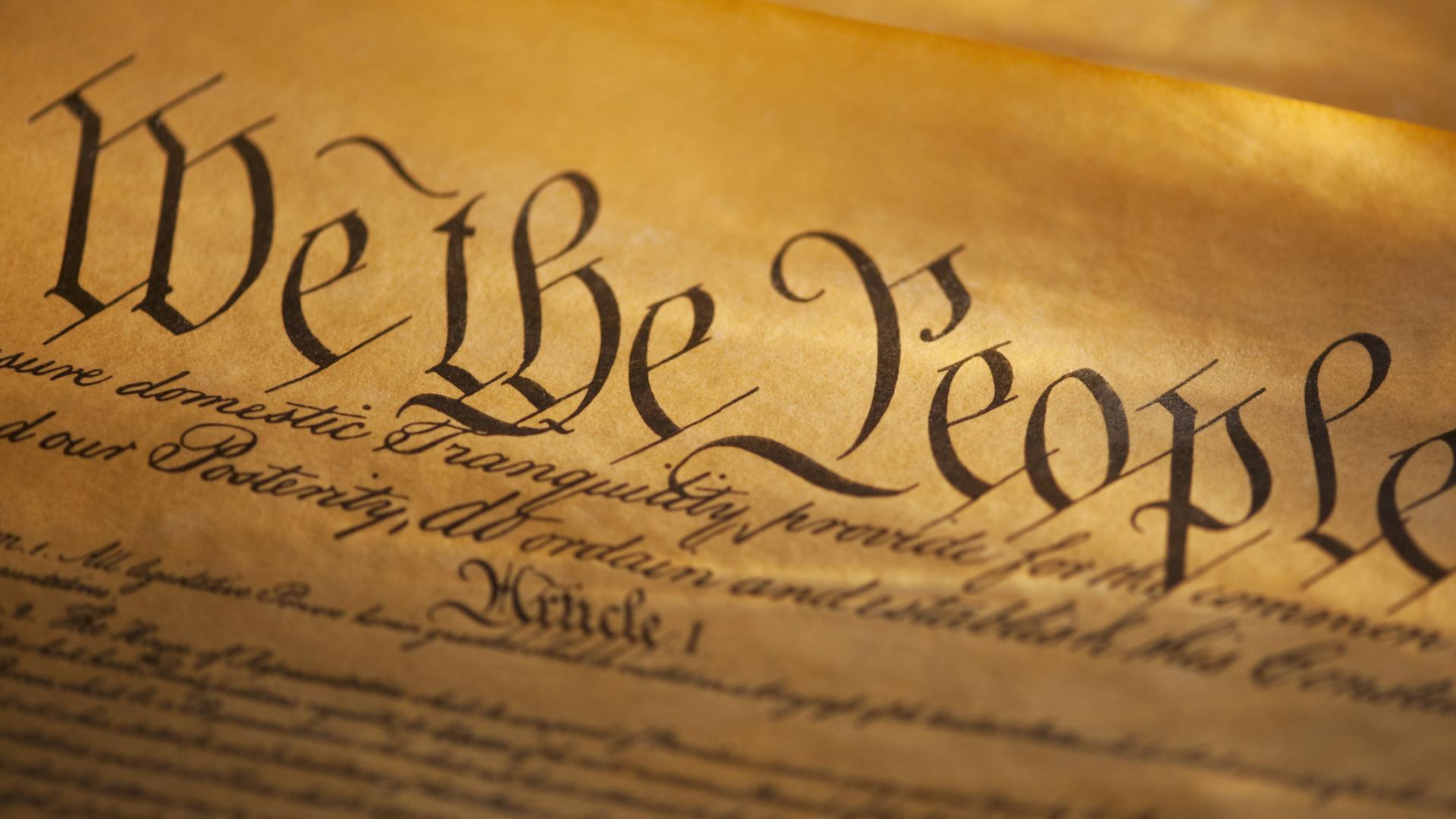 Yale Law Professor Jack Balkin to deliver 2018 Constitution