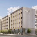 Drake University to welcome Home2 Suites hotel to neighborhood as part of development that will include a restaurant and additional retail