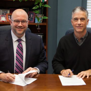 Drake Signs Agreements with BVU on Pharmacy, Athletic Training, and Law Programs