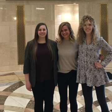 Three Drake Law alumnae clerk for Iowa Court of Appeals