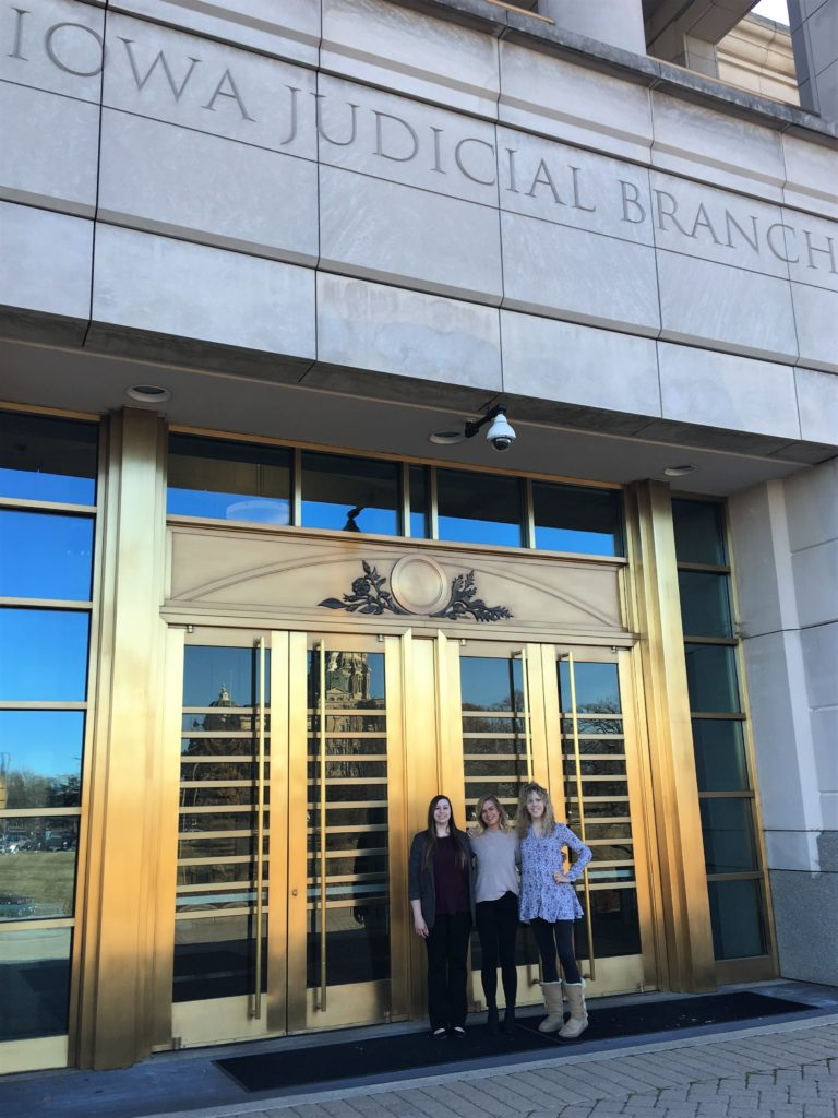Three Drake Alumnae at the Iowa Court of Appeals