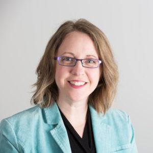 Jennie Zwagerman headshot