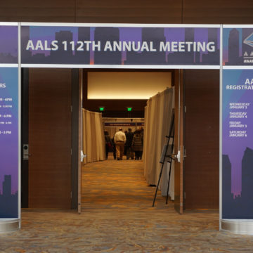 Building Bridges at the 2019 AALS Annual Meeting