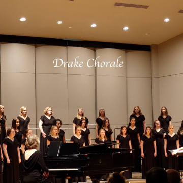 "Drake Chorale celebrates women in music with ""In Praise of Women"" concert"