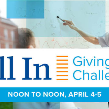 Alumni: Call to Go All In
