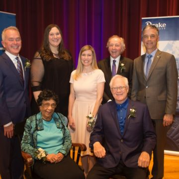 Drake University announces winners of the 2019 Alumni Awards