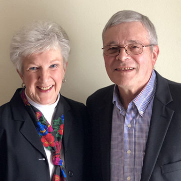 Eugene and Susan Lutz to receive 2019 Weaver Medal of Honor