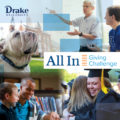 Get ready to go All In—Drake announces sixth giving challenge