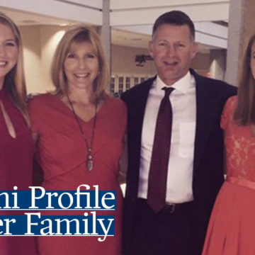 Alumni Profile—Farmer Legacy Family