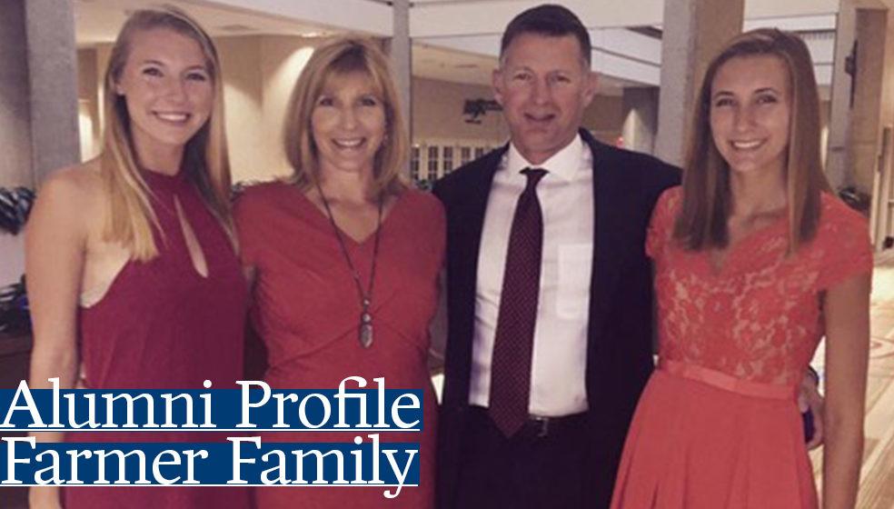 Alumni Profile—Farmer Legacy Family