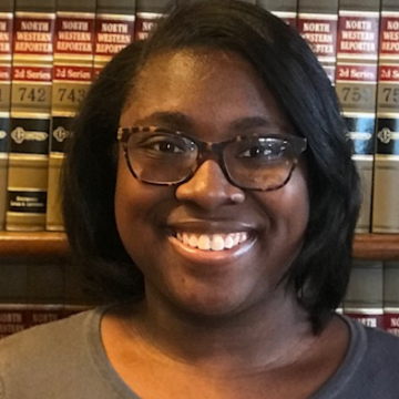 Shameka Brown selected as 2019–2020 Newman Civic Fellow
