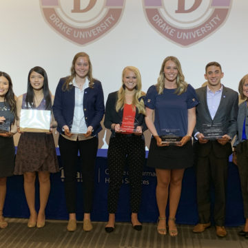 CPHS Students Honored at 2019 Recognition and Pinning Ceremony